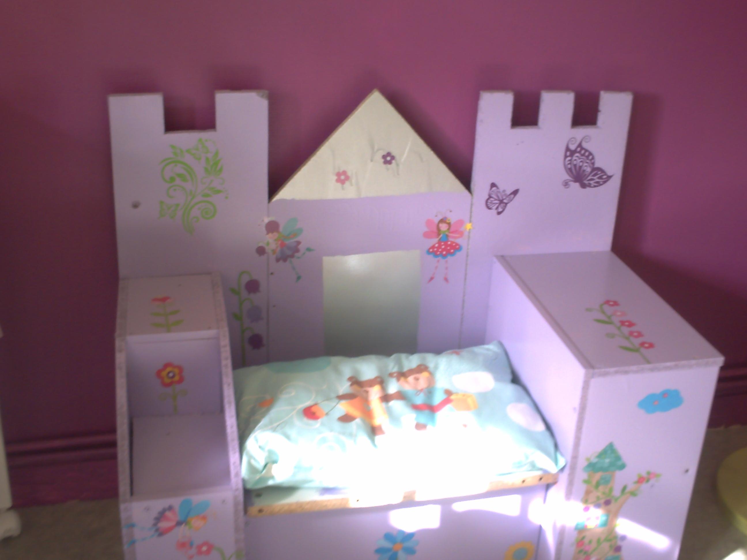 Construction meuble et autre archive du blog coffre a - Coffre a jouet fille pas cher ...